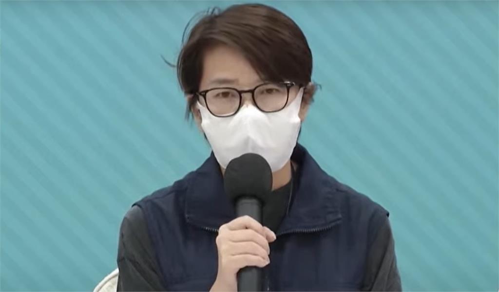 台北市副市長黃珊珊。圖/台視新聞