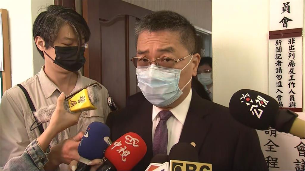 內政部長徐國勇。圖/台視新聞
