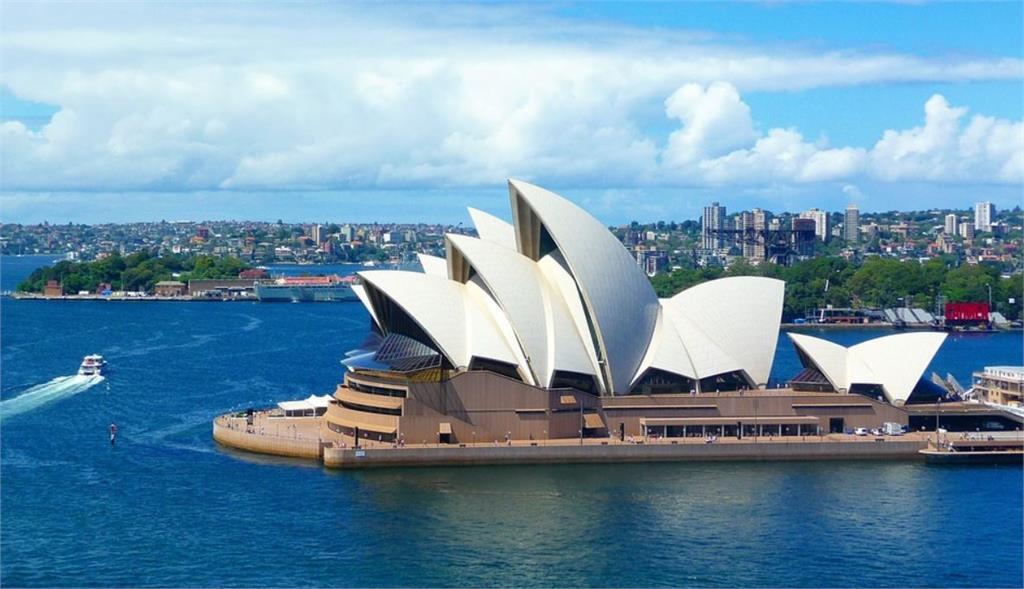 澳洲雪梨封城14天。圖/翻攝自Pixabay