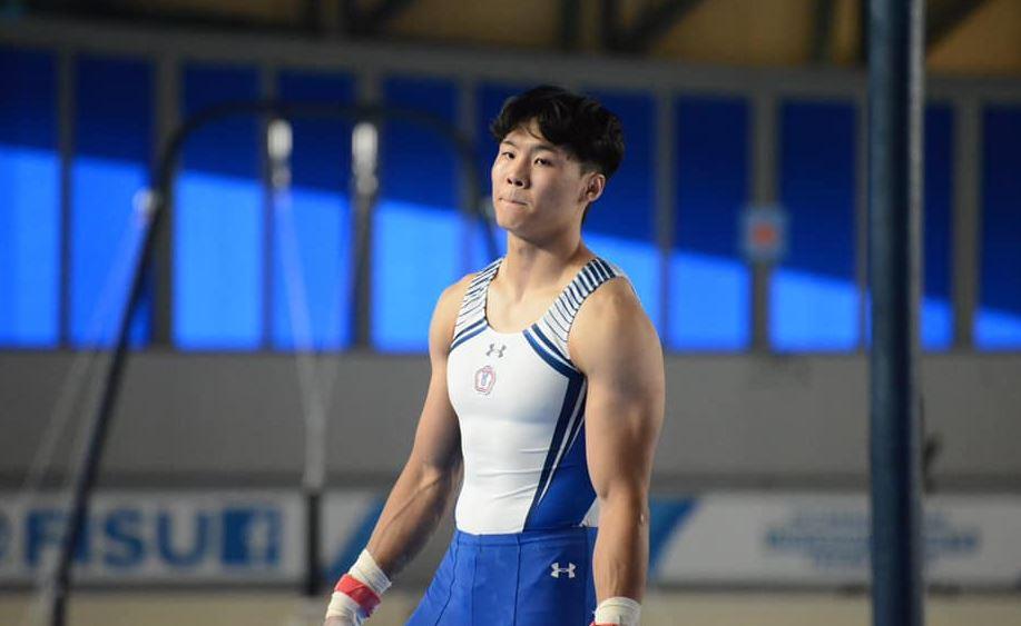 唐嘉鴻在體操全能項目的決賽,取得第7名的好成績。圖/翻攝自唐嘉鴻 Tang Chia Hung臉書