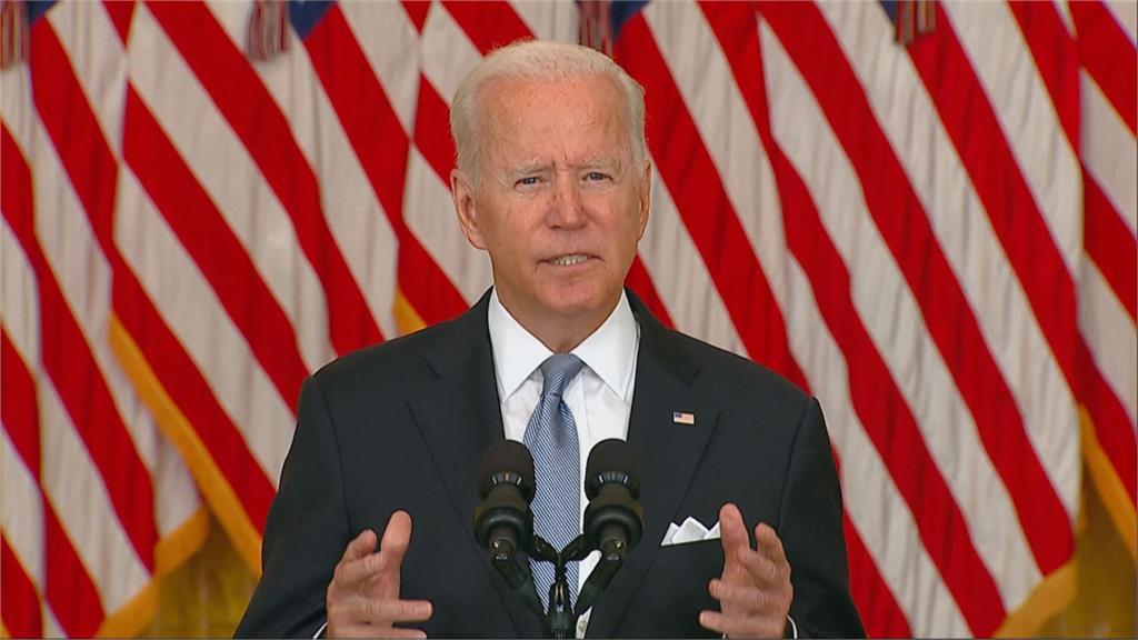 拜登承擔撤軍責任 美國遭到各界批評