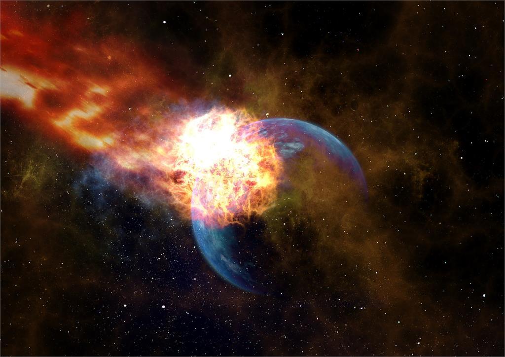 哈佛天文學家新發現,希克蘇魯伯衝擊體應為彗星而非小行星。圖:翻攝Pixabay圖庫