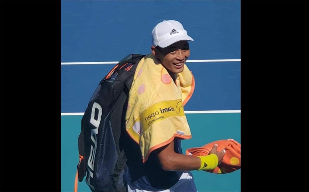 盧彥勳將擔任本屆奧運中華隊的男性掌旗官。圖/翻攝自Yen-Hsun Rendy Lu臉書