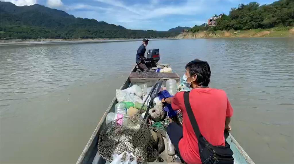 薑母島恢復水上交通。圖/台視新聞