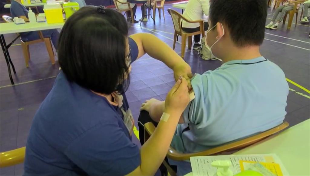 花蓮BNT疫苗開打  四維高中959位學生打頭陣