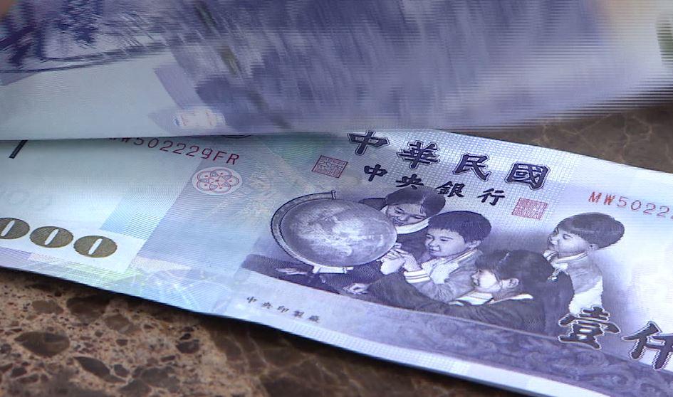 前民進黨立委提出全民普發10000元,避免有人成「紓困孤兒」。圖/台視新聞