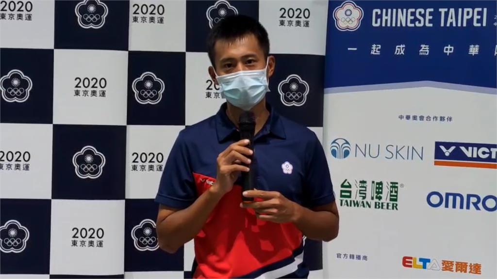自行車一哥馮俊凱 相隔13年重返奧運未能完賽