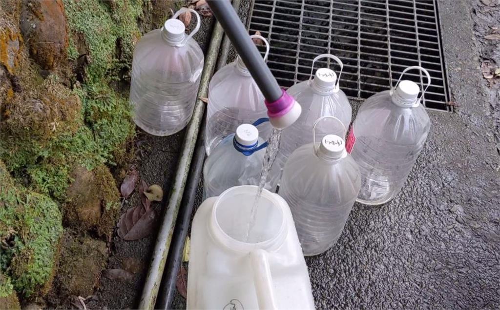 南投山泉水檢測件數增加 縣府呼籲煮沸再喝