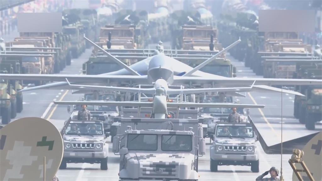 高科技無人機,已經成了現代戰場的最大利器,各大強國爭相發展。圖:AP