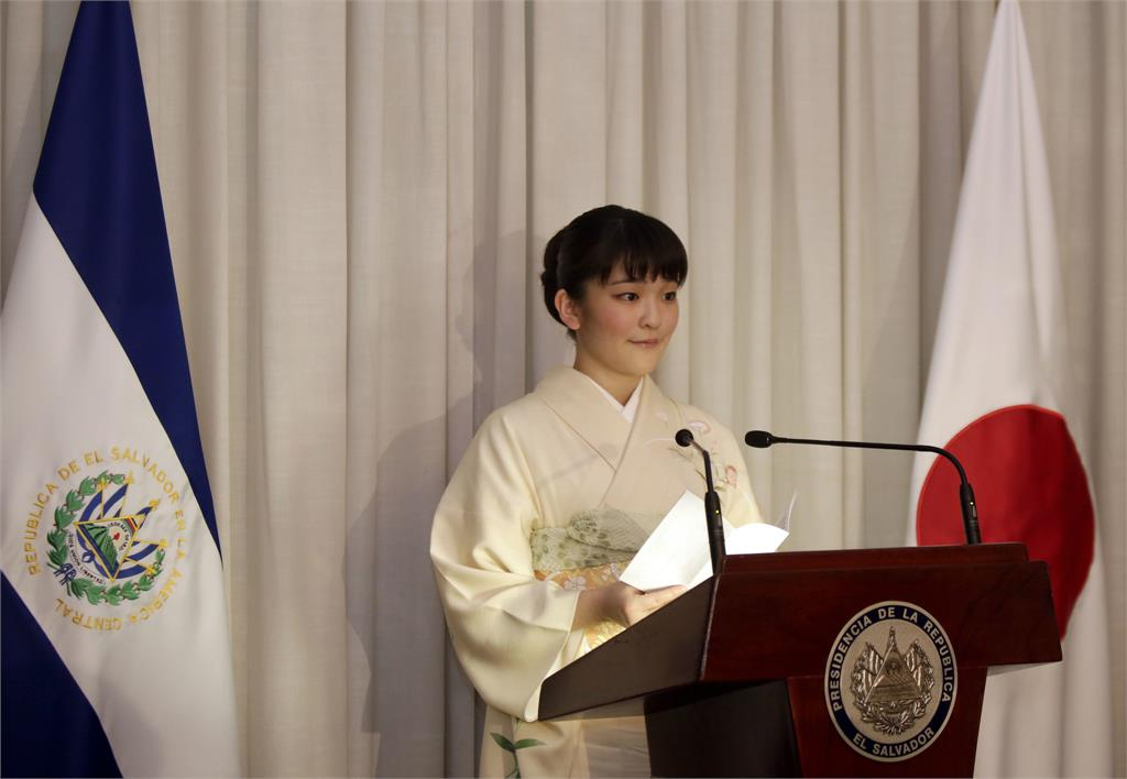日本皇室喜訊!真子公主10/26與小室圭登記結婚