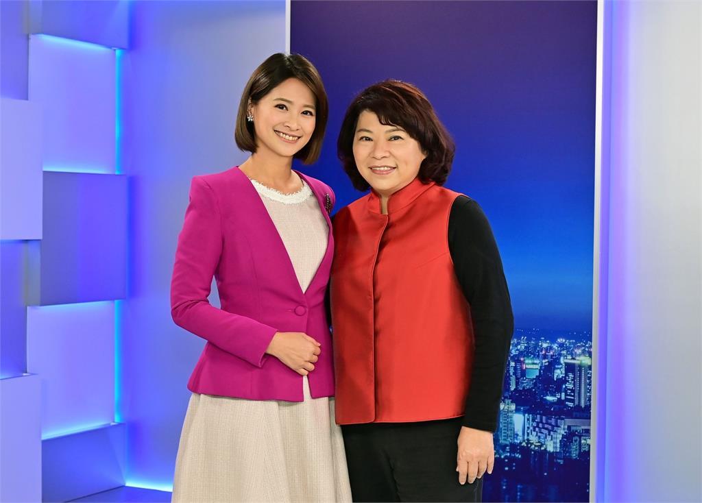 勇媽市長黃敏惠二度回任市長,亮眼施政帶領嘉義奪下全台最幸福城市冠軍。 圖:台視新聞提供。