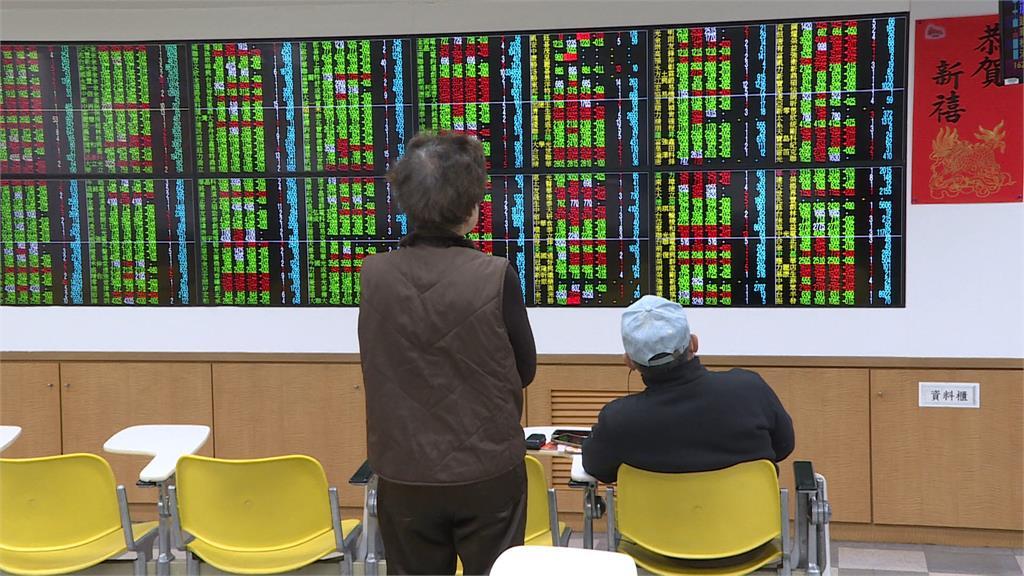 台股收16966.22點。圖/非凡新聞(資料畫面)