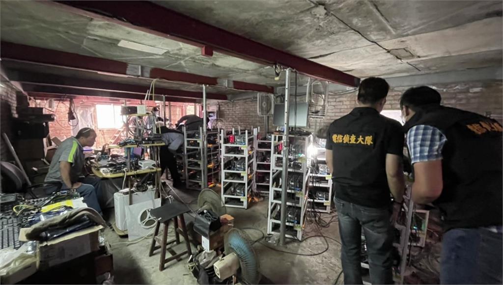 挖礦挖到起火 意外發現台電竟遭竊電6400萬!