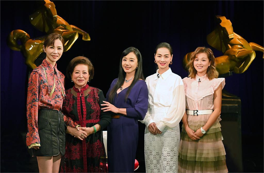 第57屆金馬獎「最佳女配角」獎戰況激烈,獎落誰家週六就能揭曉。圖:台視