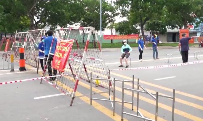 越南胡志明市9日起,進入15天的居家令和社交距離措施。圖/翻攝自Tuoi Tre