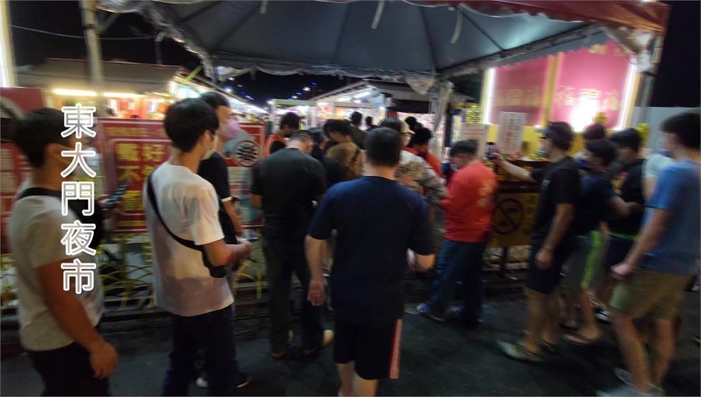 連假迎出遊潮! 花蓮東大門夜市業者備兩倍貨量
