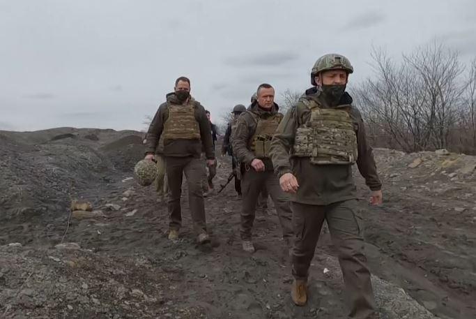 烏俄衝突升溫 美國擬派兩艘軍艦到黑海