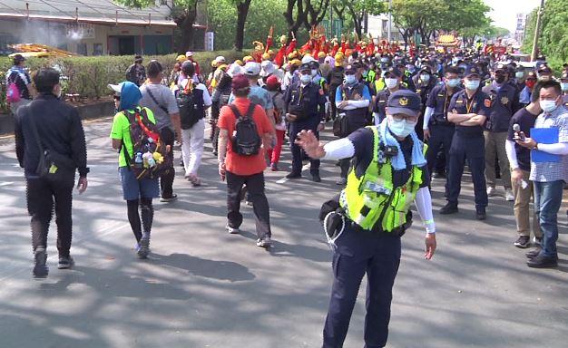 杜絕「北斗神拳」鬥毆再現 700警佈署國安級交管
