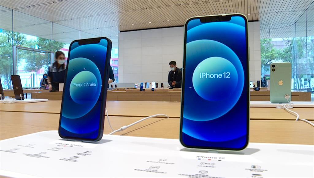 外資預估,今年iPhone銷售量將衝上2.4到2.5億部。圖/非凡新聞