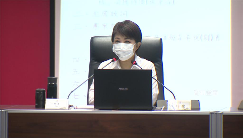 台中市長盧秀燕。圖:台視新聞