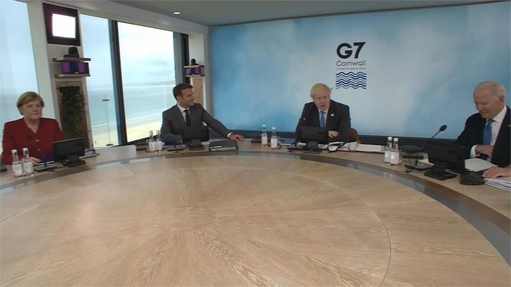 G7首要關注在疫情 整體傾向抗中挺台