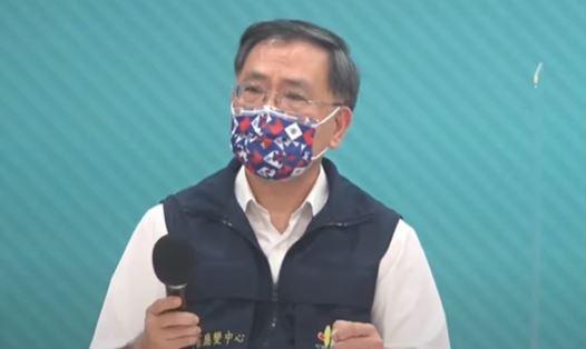 台北市副市長蔡炳坤。圖/台視新聞