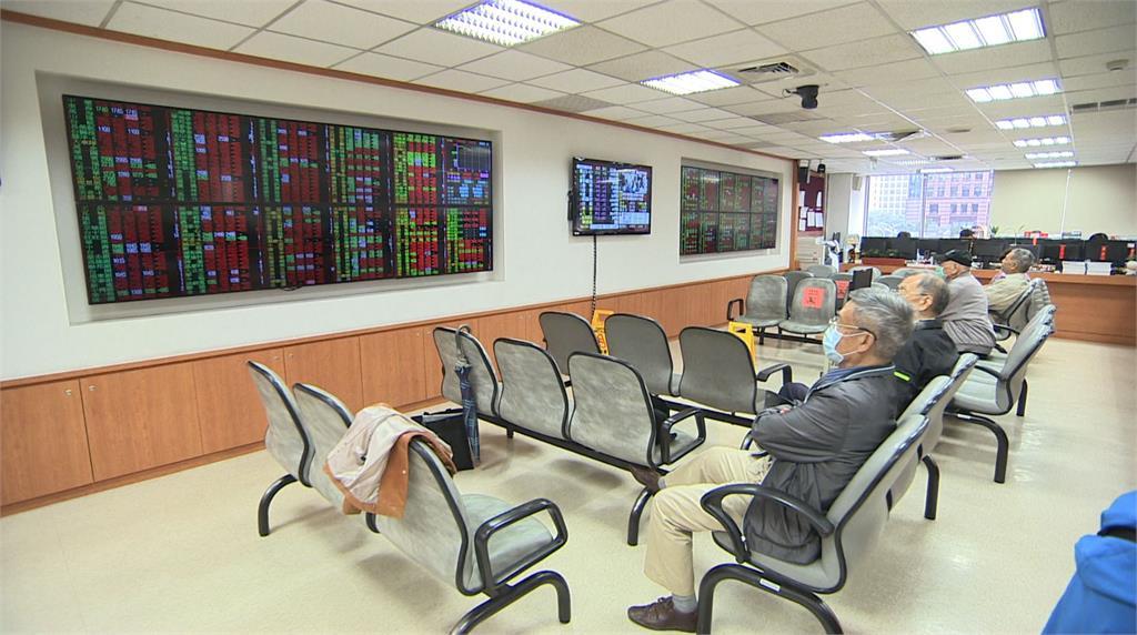 台股收漲156點。圖/非凡新聞(資料照)