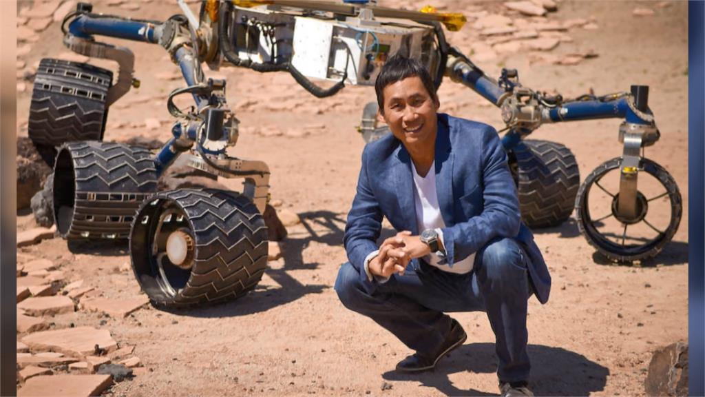 台裔工程師躋身NASA  嚴正如何達成太空夢?