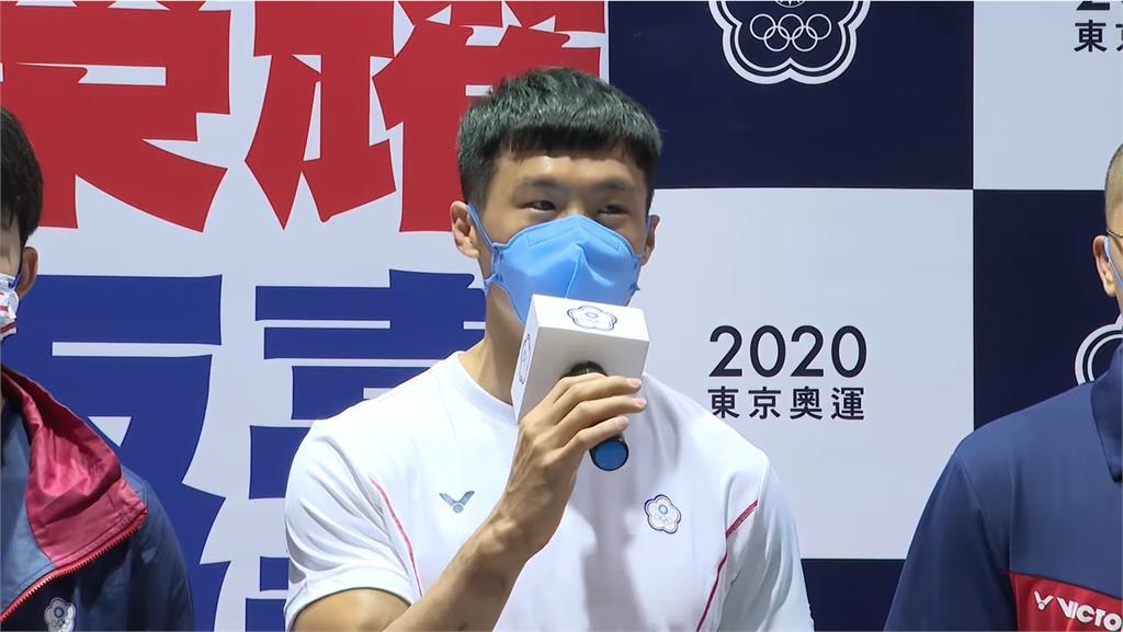 中華隊部分選手完成賽事,陸續回國。圖/台視新聞