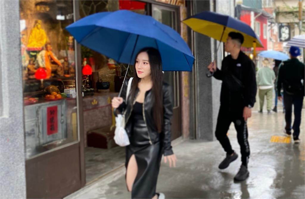6縣市發布大雨特報。圖/台視新聞