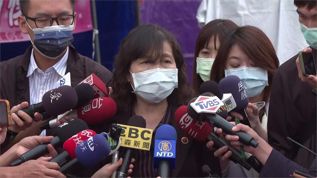 花蓮地檢署檢察長俞秀端。圖/台視新聞