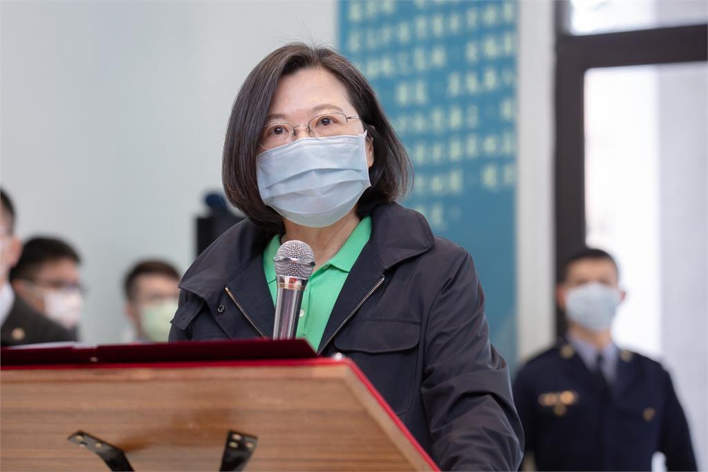 總統蔡英文發推特關心日本福島地震。圖:翻攝自蔡英文 Tsai Ing-wen臉書