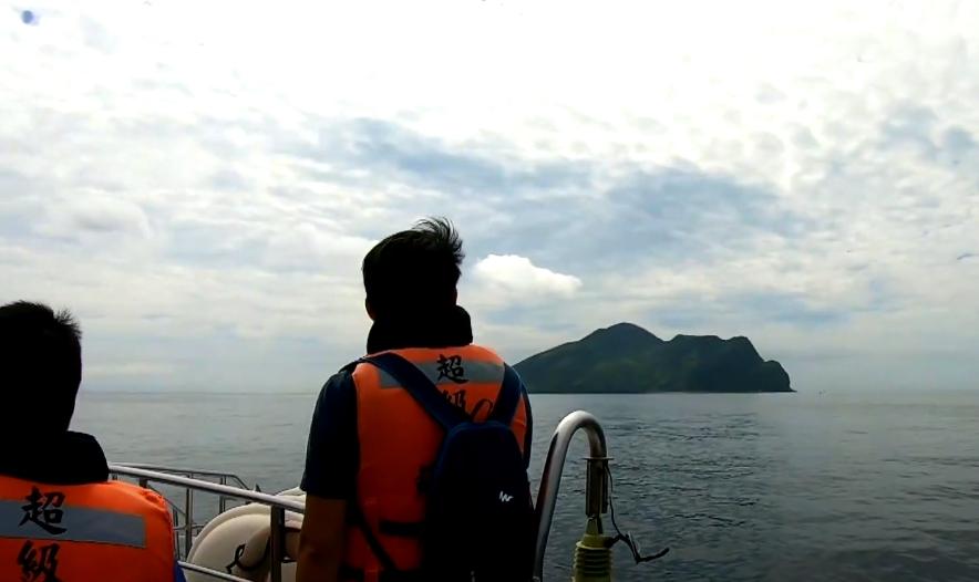 龜山島火山若噴發恐釀海嘯 宜蘭首當其衝!