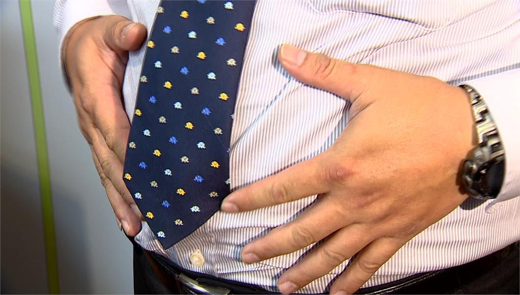 指揮中心將肥胖症納入疫苗第九類施打對象。圖/台視新聞