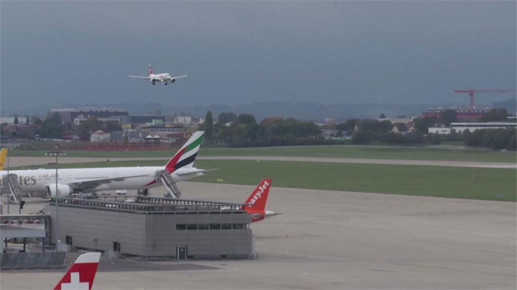 歐洲全部機場的十月客流量相較去年同期僅剩4分之1。圖:AP Direct
