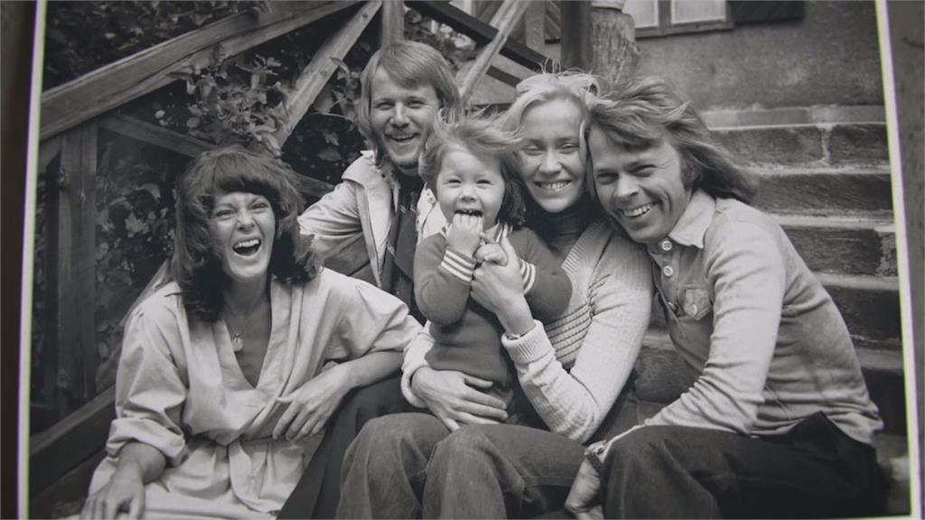 ABBA合唱團相隔四十年後再聚首,發行第九張專輯。圖:AP