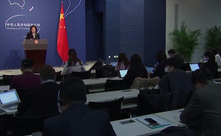 中國外交部要求澳洲向阿富汗道歉,並和國際承諾,不會再犯下如此罪行。圖:翻攝自AP direct