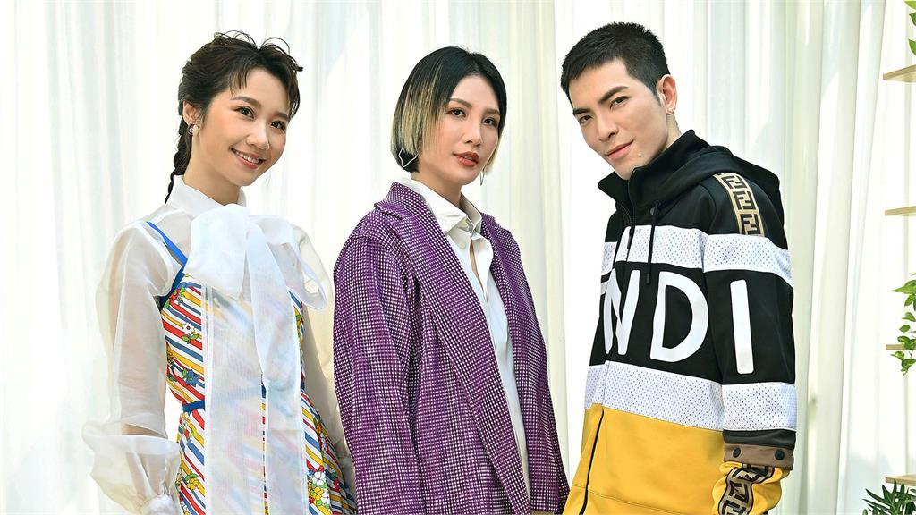 初入「金曲世家」魏如萱化身學妹  與Lulu、蕭敬騰同台飆戲