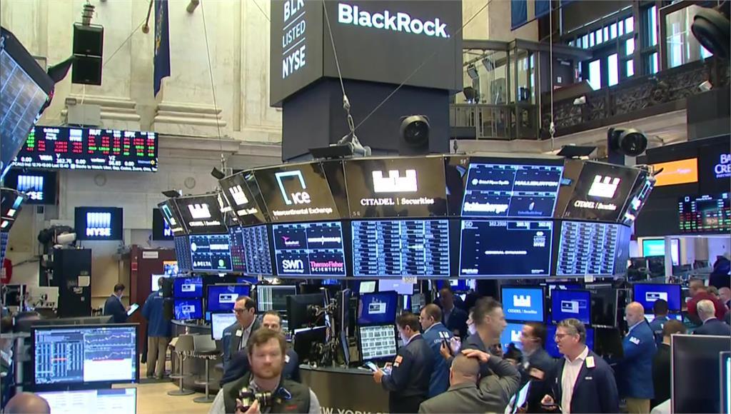 週二(27日)美股收盤小漲小跌。圖/台視新聞(資料畫面)