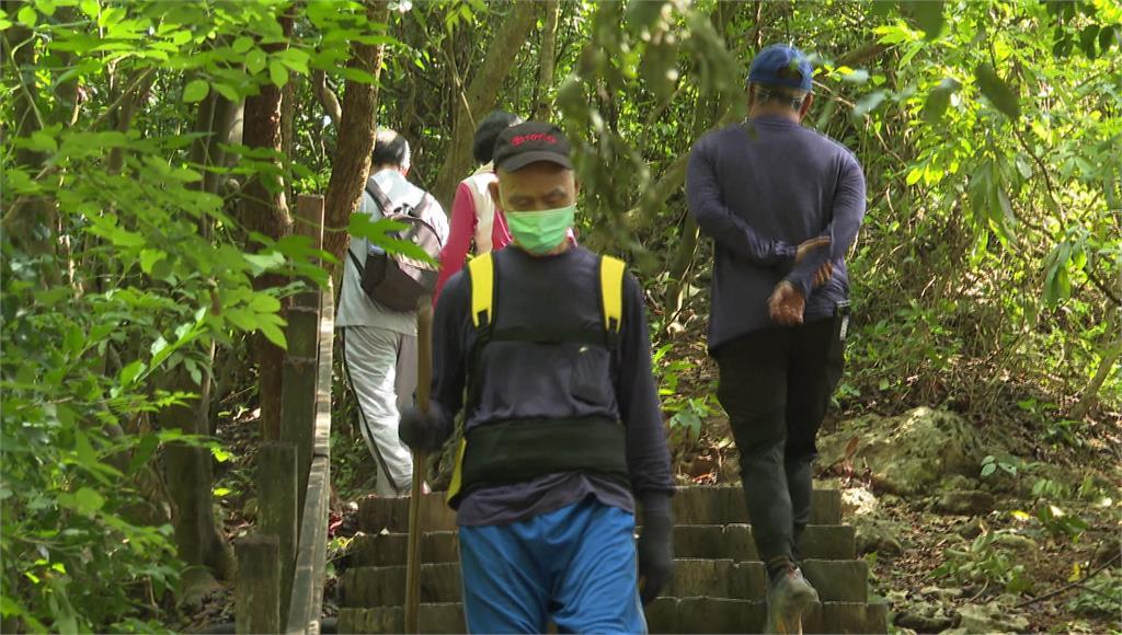 微解封迎接第一個週末 南台灣各地湧現遊客