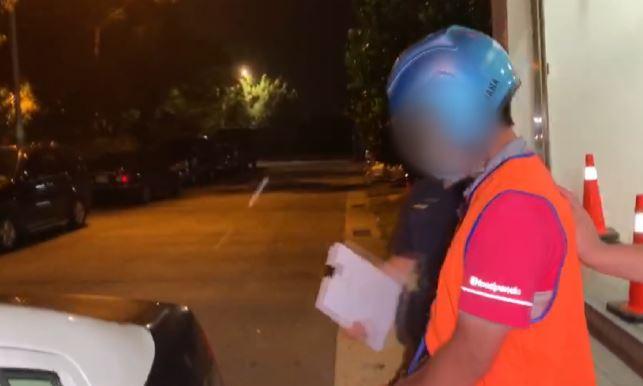 警方將廖男移送法辦,並持續後續追蹤。圖:台視新聞