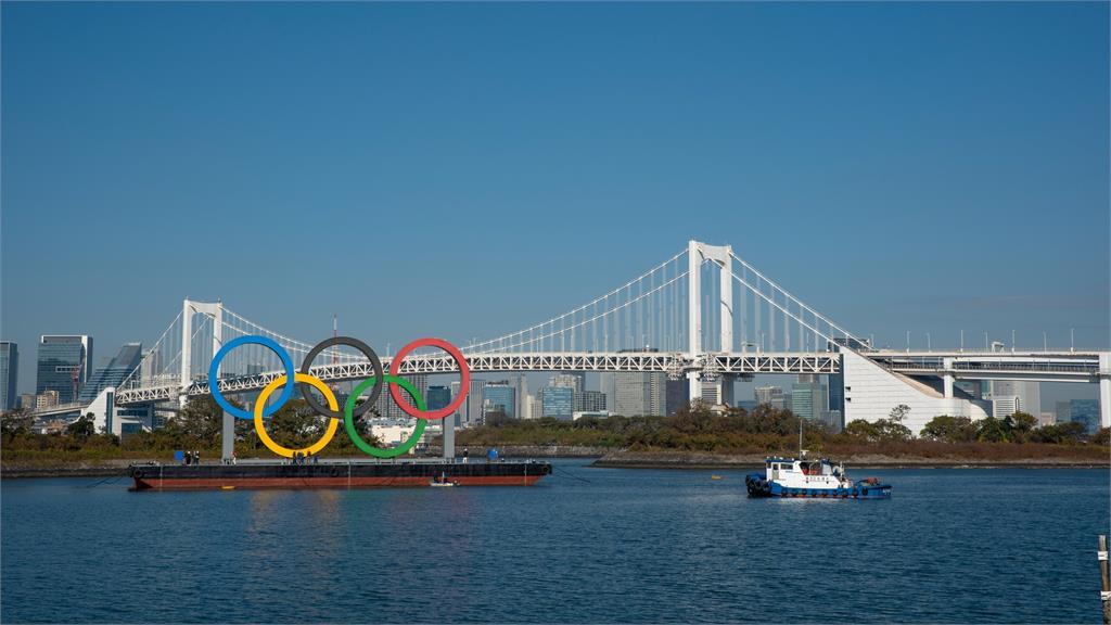 2020年東京奧運今晚圓滿落幕。圖/翻攝自AP Direct