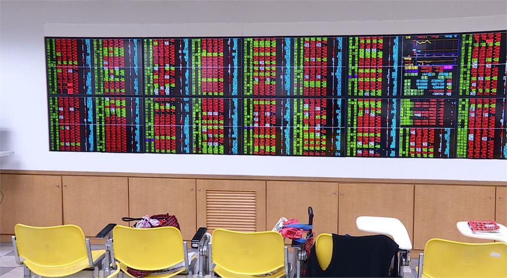 台股收盤收在15911點。圖:非凡新聞(資料照)