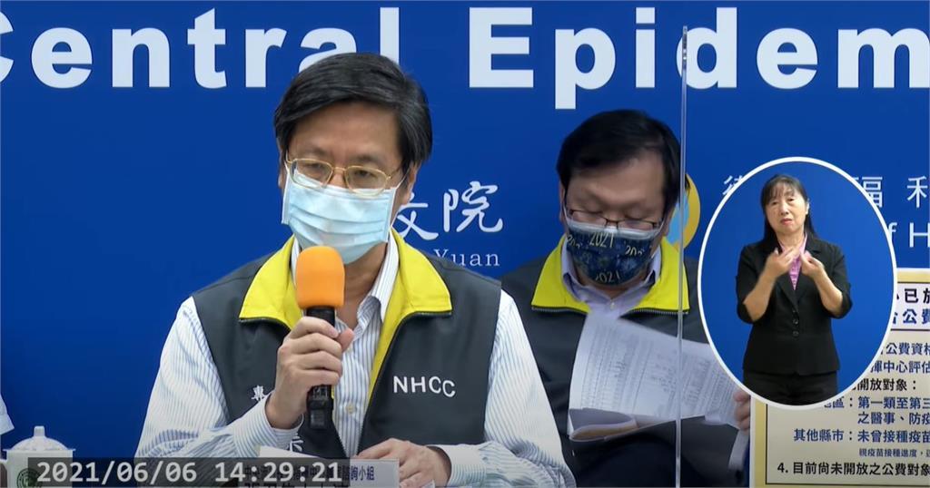 中央流行疫情指揮中心專家諮詢小組召集人張上淳 。圖:台視新聞