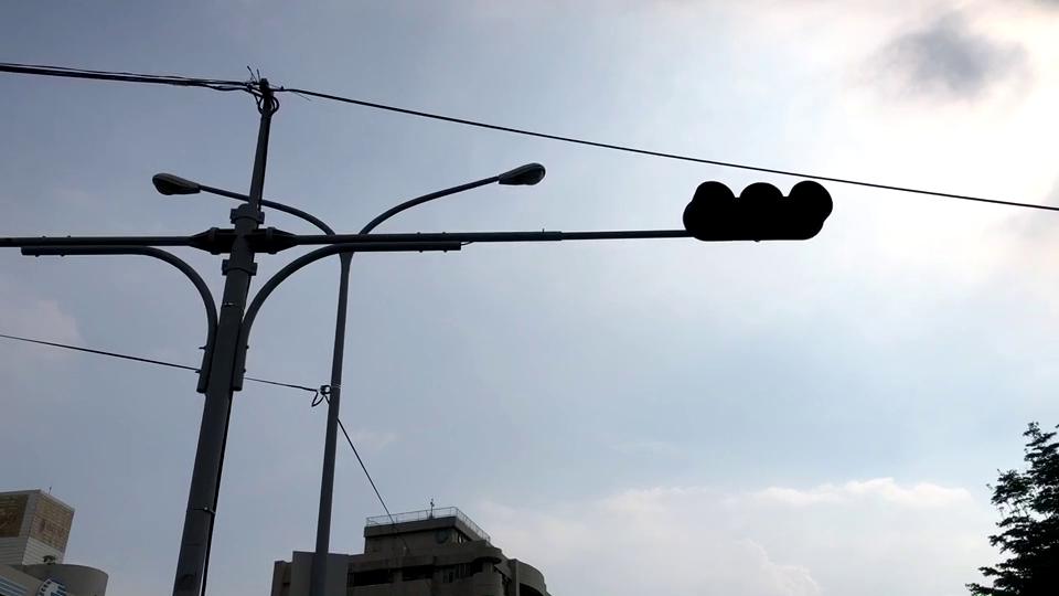 2017年8月15日也曾發生全台大停電。圖/台視新聞