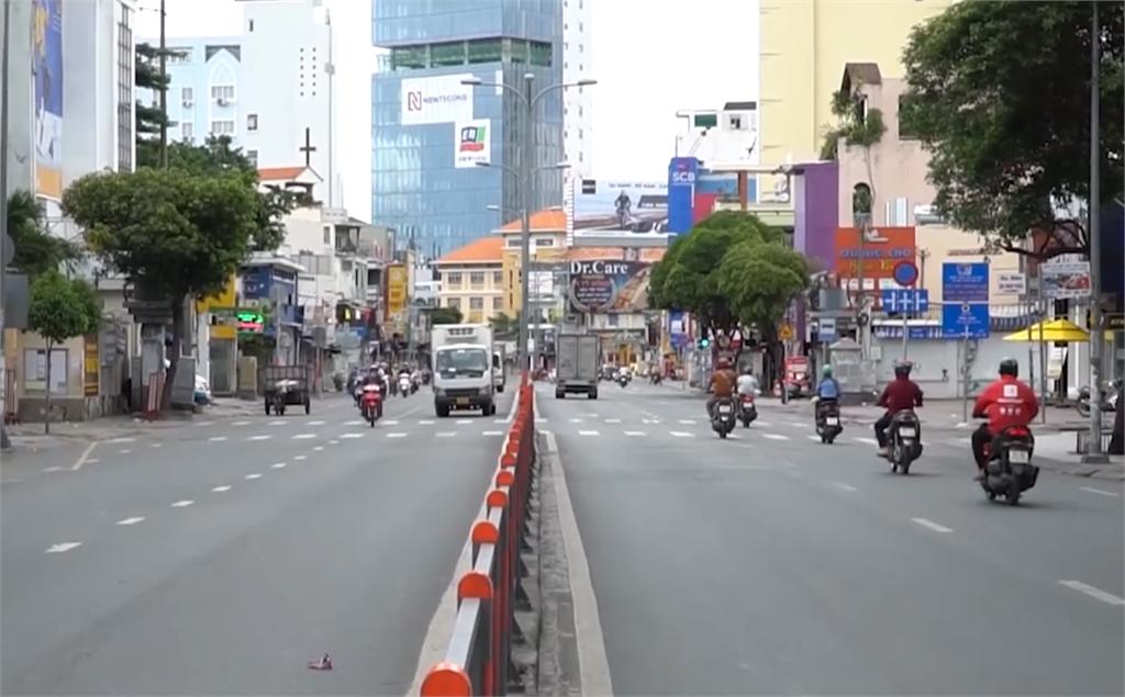 越南防疫祭「3就地原則」,多家台廠停工減產。示意圖/翻攝自網路
