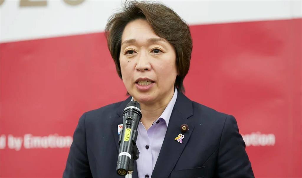 東奧組委會主席橋本聖子宣布,會場內將禁止販售及飲酒。圖/翻攝自東奧官網