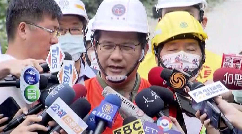 交通部長林佳龍。圖/台視新聞(資料照)