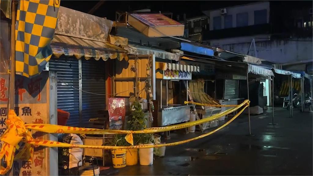 颱風過後修理招牌 宜蘭知名肉丸店老闆不慎摔落身亡