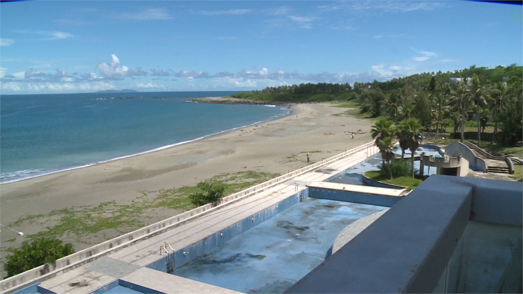 經過仲裁判決,台東縣政府必須買回美麗灣渡假村建物,7月與廠商點交完成。圖/台視新聞